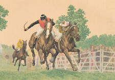 New listing Derrydale Press Paul Brown Color Illustrated Horses Limited First Edition 1930