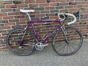 1995 Colnago Tecnos 57cm Vintage Road Bike Campagnolo Build