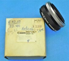 Canon Macro Coupler FL55mm  #Box 1 .......... Minty w/Box