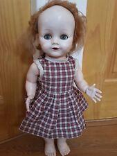 pedigree  walker doll... vintage.
