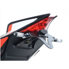 Support de plaque noir r&g aprilia v4 tuono R&g racing LP0183BK