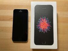 Apple iPhone SE - 64GB - Space Grau (O2) A1723 (CDMA + GSM)