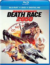 Roger Corman's Death Race 2050 (2017, REGION A Blu-ray New)