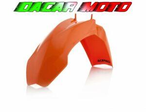Garde-Boue Avant Orange ACERBIS Perktm EXC 125 2003 2004 2005 2006 2007