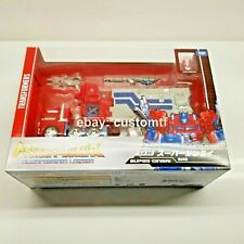 Transformers Takara LG 35 Legends Super Ginrai (Powermaster Optimus Prime) *B1#2