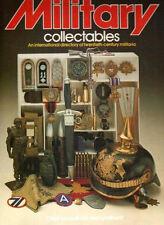 Rare LIVRE MILITARY COLLECTABLES guide de collectionneur