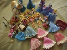 Disney Princess Prince Polly Pocket Dolls Dresses Shoes Skirts Horse More