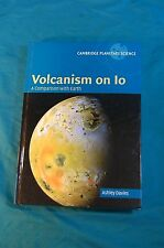 Volcanism on Io Comparison with Earth Ashley Gerard Davies Cambridge Press 2007