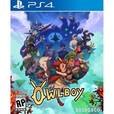 Owlboy - Sony Playstation PS4 Game - Brand New - Free Shipping!
