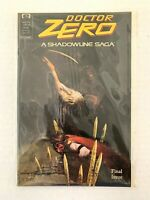 DOCTOR ZERO #8 EPIC COMICS (MARVEL) 9.8 NM/MT