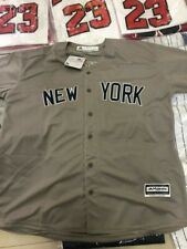 New York Yankees #99 JUDGE Grey Jersey - Size 2XL
