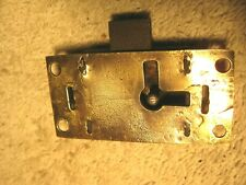 WOOD CHECK PHOTO PLEASE Box OF 6 EAGLE DRAWER LOCKS NO 711 AS SHOWN FOR 7//8 IN