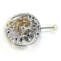 17 jewels Mechanical Hand Winding Watch Movement Repair For ETA 6498 Movement