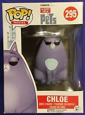 POP Movies 295 The Secret Life of Pets Chloe Vinyl Bobblehead Figure By Funko