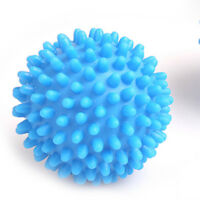 No Chemical Laundry Soften Fabric Wash Dryer Balls Wash Clothes  Clean 4PCs