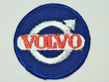 "New Old Stock Vintage Volvo Sew On Patch Car Auto Racing Diesel Trucks 3"" Round"