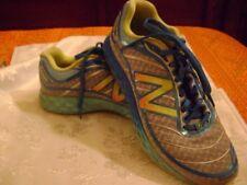 New Balance W980BY2 Fresh Foam Boracay Running Shoe, Blue/Yellow, 8.5 M
