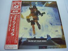 AC/DC-Blow Up Your Video JAPAN Mini LP CD w/OBI Iron Maiden Judas Priest
