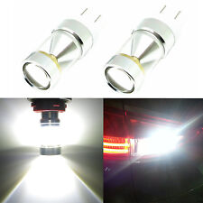 Alla Lighting Genuine CREE 7443 7440 Super White 12V LED Signal Brake Light Bulb
