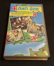 DAD'S ARMY The Two and a Half Feathers PAL VHS BBC VIDEO Sitcom Classic Comedy