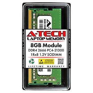 8GB PC4-21300 SODIMM Memory RAM for Dell Latitude 5500 (A9206671 Equivalent)