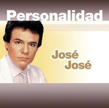 Jose Jose - Personalidad [New CD]