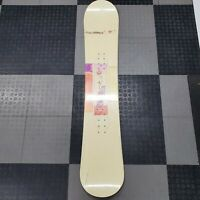 Morrow Wildflowers Snowboard (140 CM) Art Design Genuine Authentic Board Only