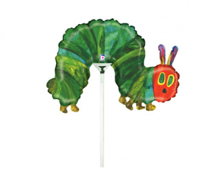 The Very Hungry Caterpillar Party Mini Shape Foil Balloon 35cm - AIR FILL ONLY