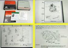 Kalmar DFQ-S Ersatzteilkatalog Technisches Handbuch Werkstatthandbuch Bedienung