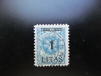 Memel Nr. 192, 1923, gestempelt, BPP geprüft, Mi 30€ *SC1425*