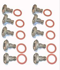 Holley Power Valve 2.5 3.5 4.5 5.5 6.5 7.5 8.5 9.5 10.5 VITON GASKET 10 PACK