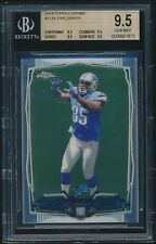 2014 Topps Chrome rookie #213A Eric Ebron rc BGS 9.5