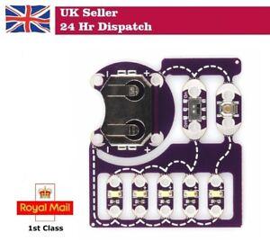 ProtoSnap LilyPad E-Sewing Kit E-Textiles Sewable Wearable Compatible
