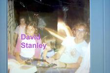 DAVID STANLEY LEECH ELVIS GRACELAND 1975 ORIGINAL VTG OLD KODAK PHOTO CANDID