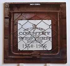 "2 LP Vinyl 12"" The Golden Era Of Country And Western Hits Coral REC. EX"