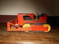 ANTIQUE VINTAGE 1960'S NYLINT BULLDOZER