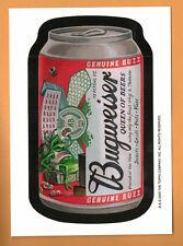 Bugweiser Budweiser spoof postcard