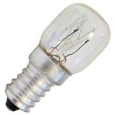 Fits Whirlpool Models 15w ses 300° E14 OVEN COOKER LAMP LIGHT BULB 240V CLEAR