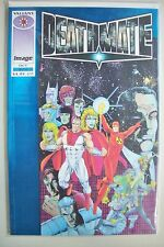 DEATHMATE BLUE Valiant Comic Book