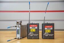 Lectrosonics Wireless Belt Pack Transmitter / Receiver SR5P Block 26 & UM400a