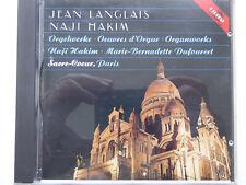 DUFOURCET <>  Langlais / Hakim - Sacre-Coeur, Paris  <> NM (CD)
