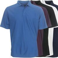 PGA Tour Dry Men's SEC Solid Polo Golf Shirt,  Brand NEW