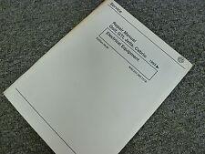 1997 1998 Volkswagen VW Golf GTI Jetta Cabrio Electrical Service Repair Manual