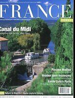 France Magazine Aug/Sept. 2014 Canal du Midi EX No ML 012517jhe