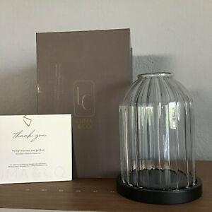 Glass Photophore Candle Luma&Co Diptyque NIB