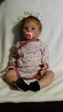 Chanel Reborn Doll from my Personal Collection Cradle Keep!!!