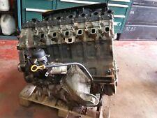 RANGE ROVER L322 TD6 '02 4X4 3.0D M57 D30 COMPLETE BARE ENGINE M57D30
