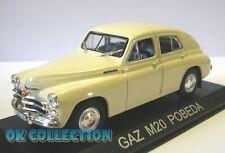 1:43 GAZ M20 POBEDA _ DeAgostini Collection
