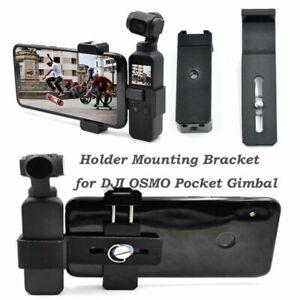 Smart Mobile Phone Tablet Handheld Mount Bracket for DJI OSMO Pocket Gimbal Cam