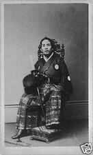 Samurai Warrior Japan Takeaki Enomoto Tokugawa Shogun 7x4 Inch Photo Reprint